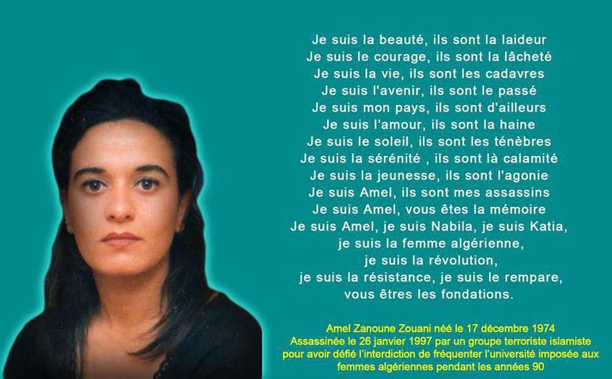 À Amel Zanoune zouani  4110