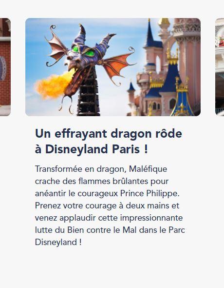 Collection des bourdes de Disneyland Paris - Page 12 Dragon10