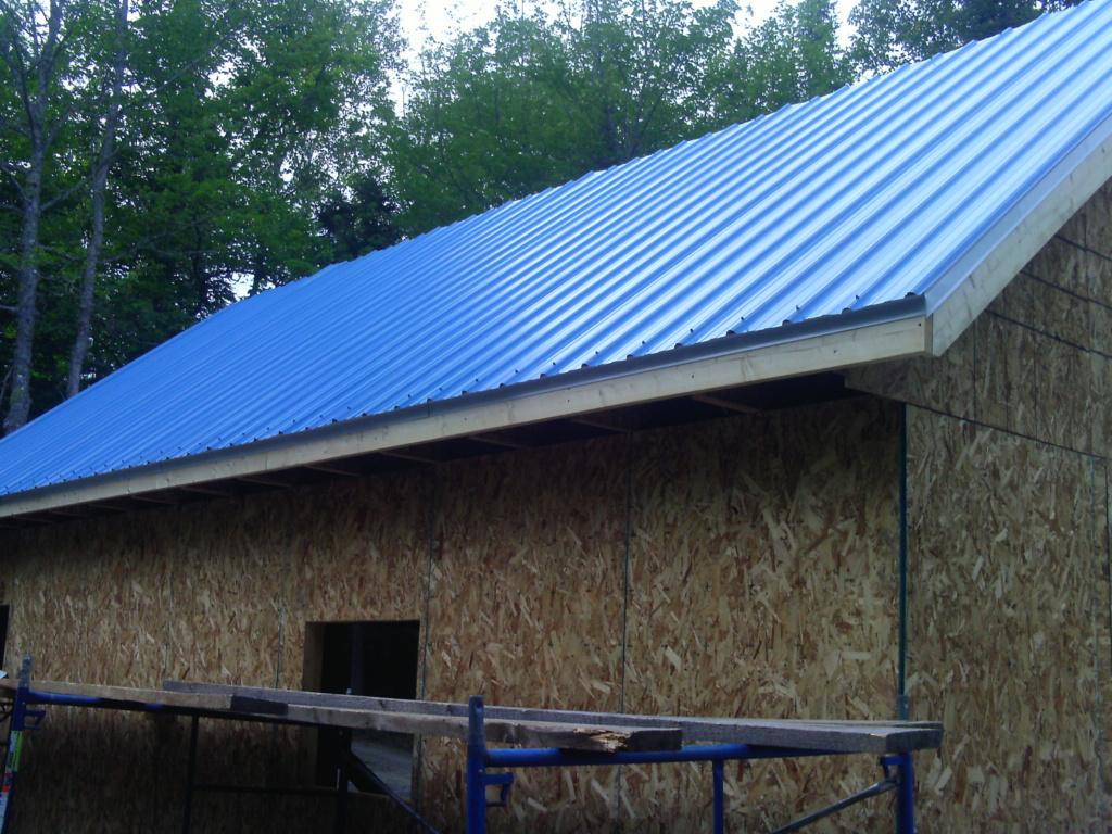 Projet d'été, contruction de cabane Pict0010