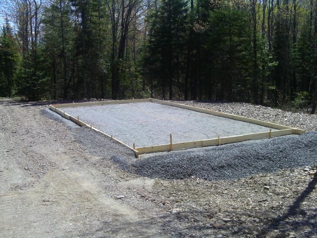 Projet d'été, contruction de cabane Pict0110