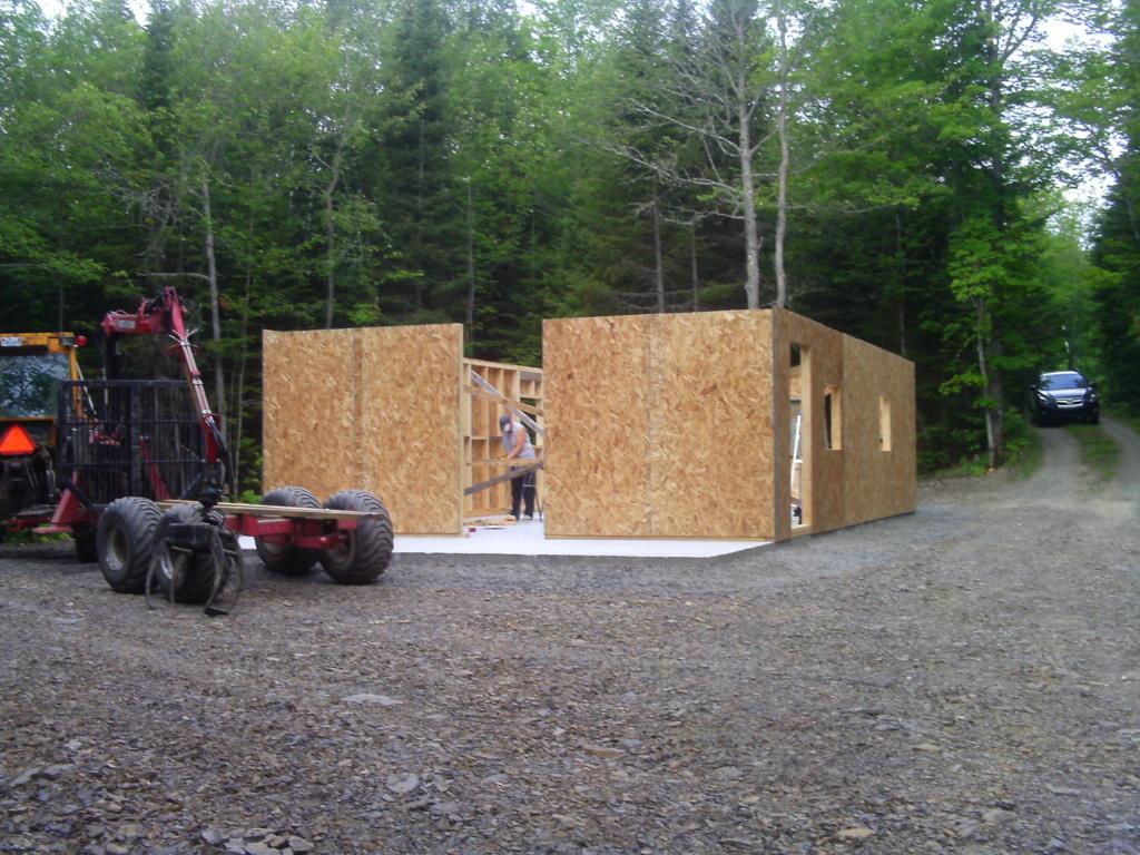 Projet d'été, contruction de cabane Pict0118