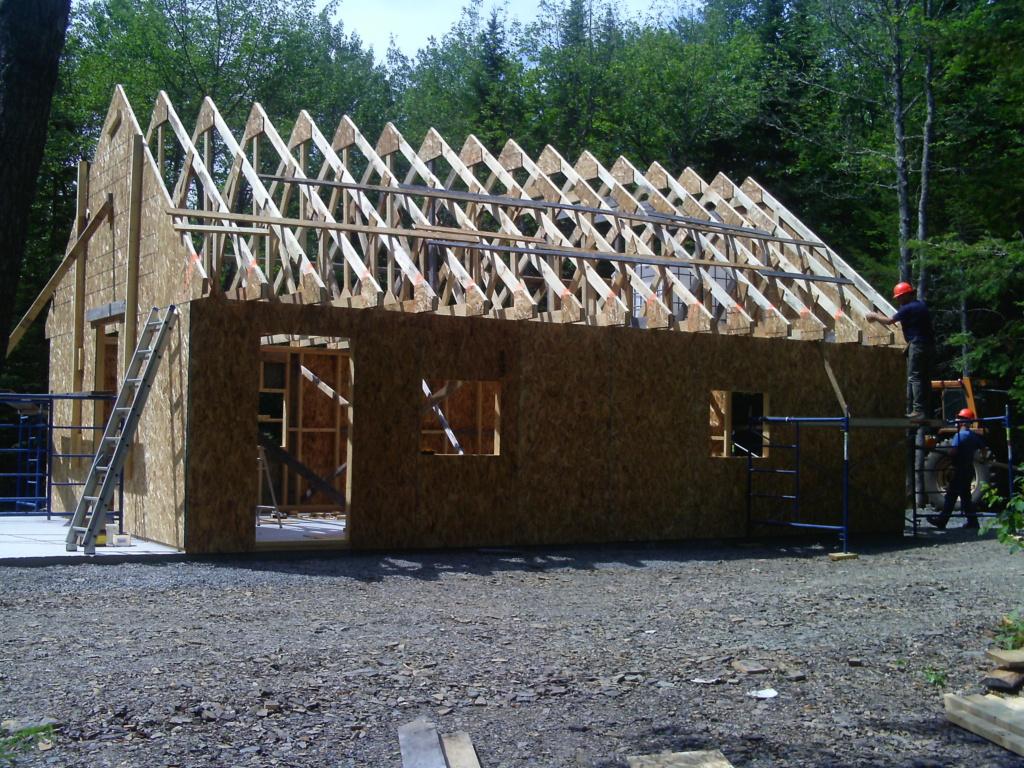 Projet d'été, contruction de cabane Pict0122