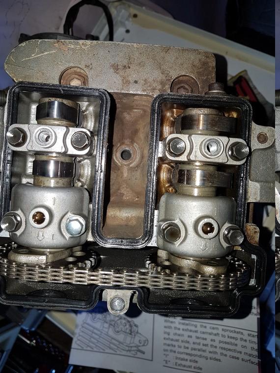 Avoir un avis sur moteur TTR 250 de 1999 20191018