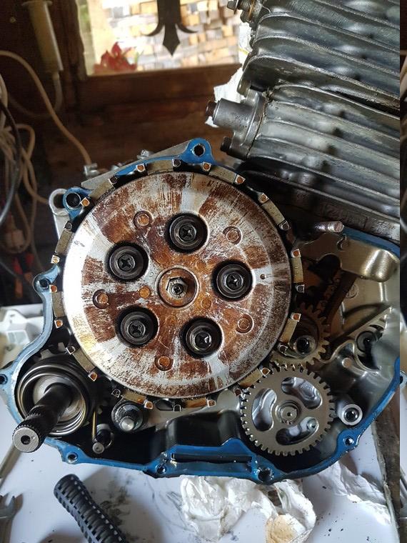Avoir un avis sur moteur TTR 250 de 1999 20191019
