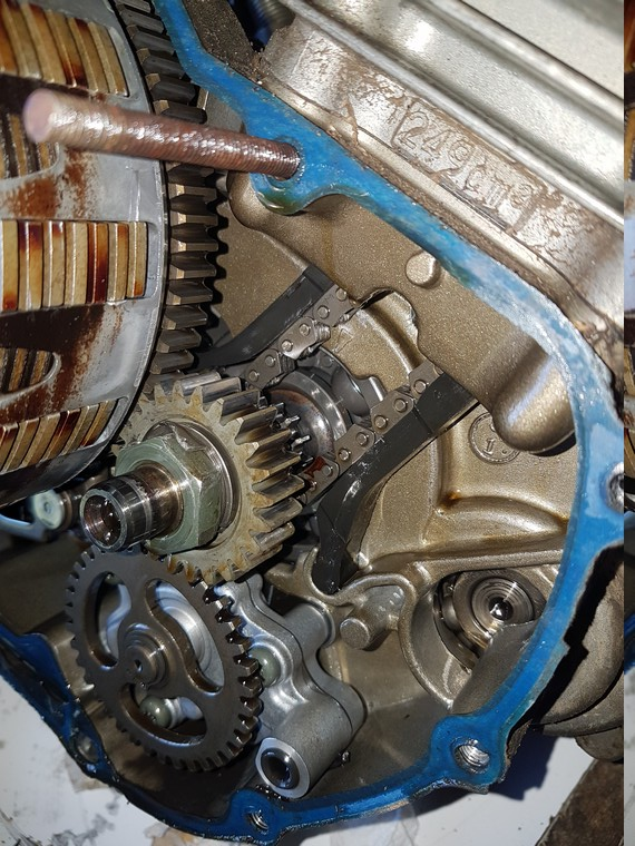 Avoir un avis sur moteur TTR 250 de 1999 20191020