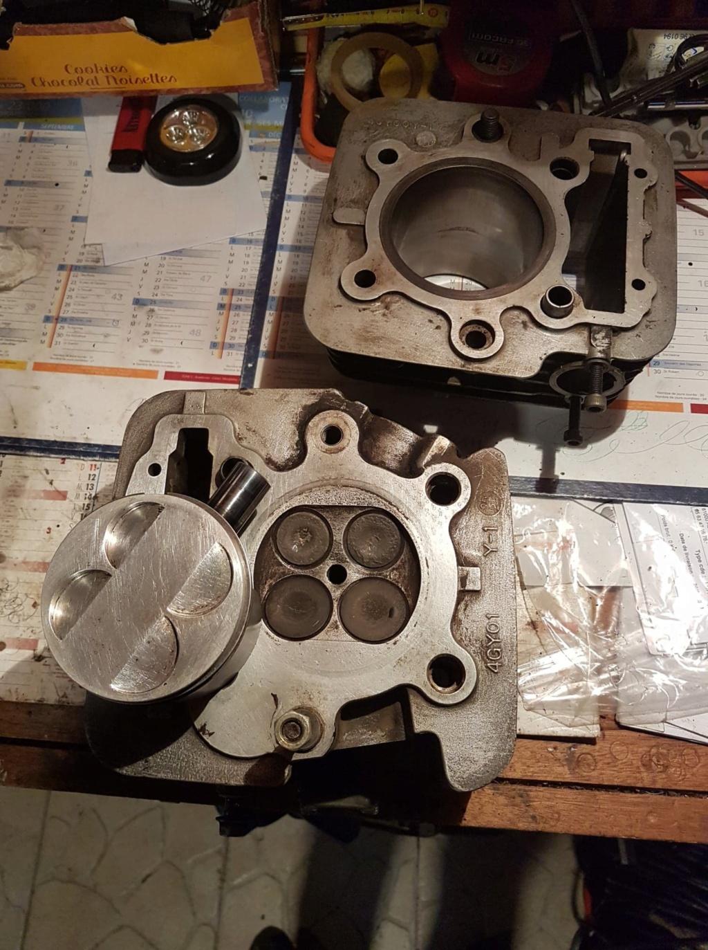 Avoir un avis sur moteur TTR 250 de 1999 Ttr25010