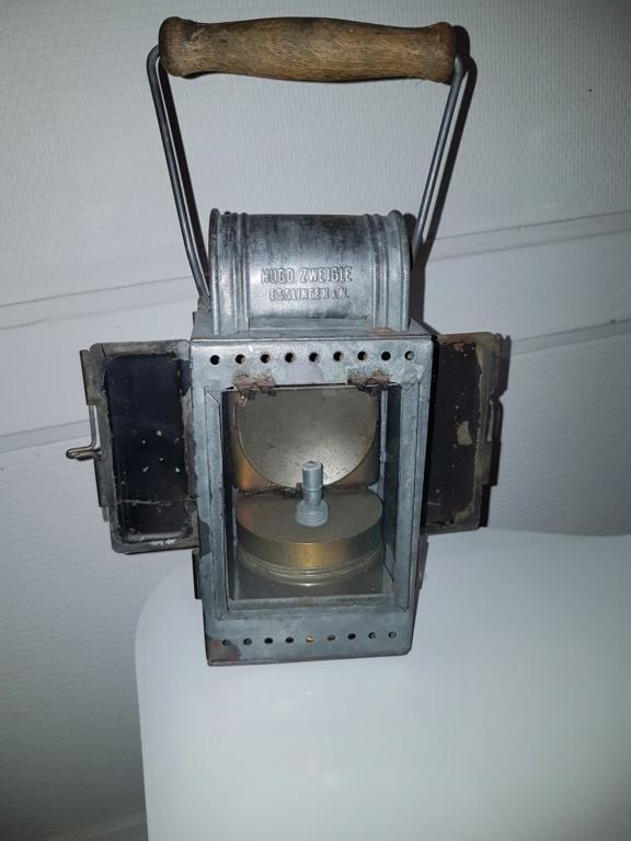 Lampe à carbure 20200110