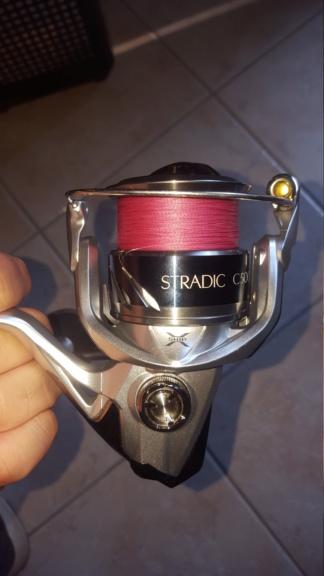[VENDO] Shimano stradic C5000 FK con vari miglioramenti 20181128