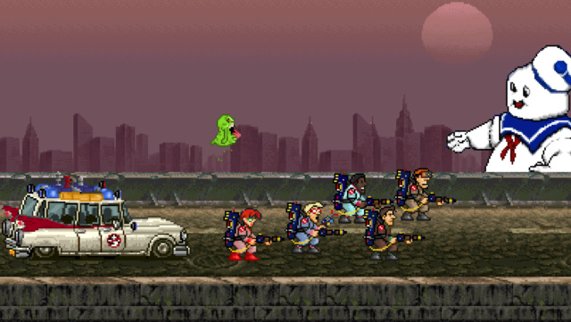 The Real Ghostbusters - Arcade (Projet) 12519110