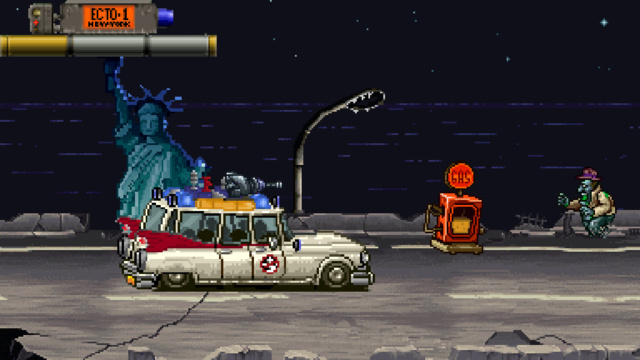 The Real Ghostbusters - Arcade (Projet) 12702710