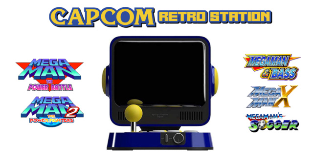 Capcom Retro Station Capcom10