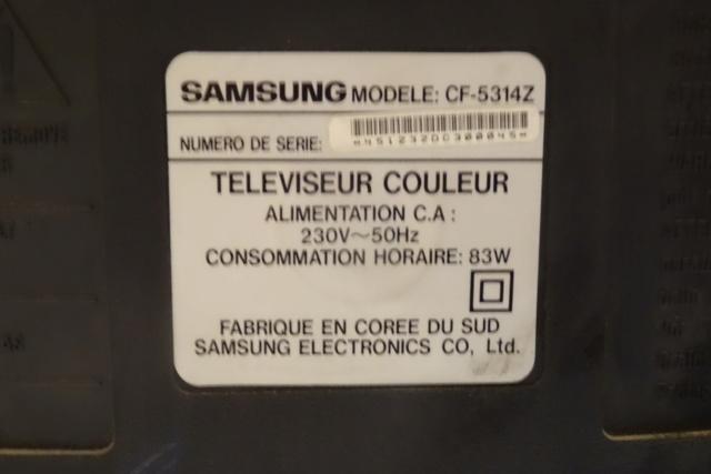 quelle tv utilisez vous pour vos consoles rétro ? - Page 19 Dsc00321
