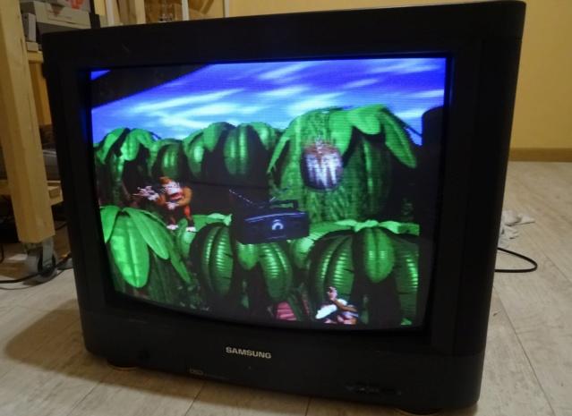 quelle tv utilisez vous pour vos consoles rétro ? - Page 19 Dsc00325