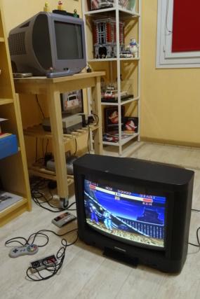 quelle tv utilisez vous pour vos consoles rétro ? - Page 19 Dsc00330