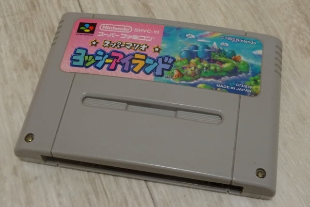 Jeux Super Famicom en loose Dsc00347