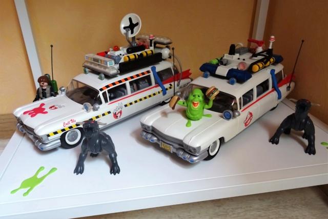 La petite collection Ghostbusters de Jumpman... Dsc00717