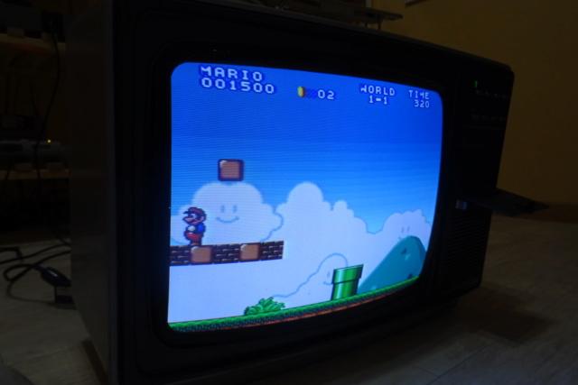 quelle tv utilisez vous pour vos consoles rétro ? - Page 24 Dsc00744