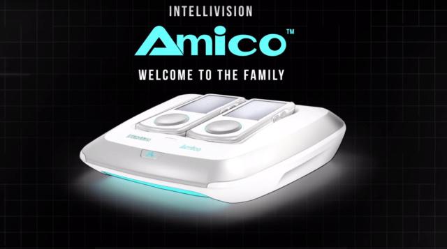 Intellivision Amico Intell10