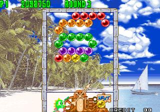 Nintendo Switch : L'arcade vintage pour tous !! Pbobbl10