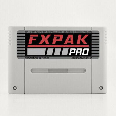Everdrive FXPAK PRO KRIKZZ S-l40011
