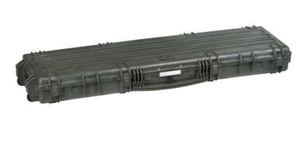 Valises Transport Armes Longues Explorer - BLAC Fullsi19