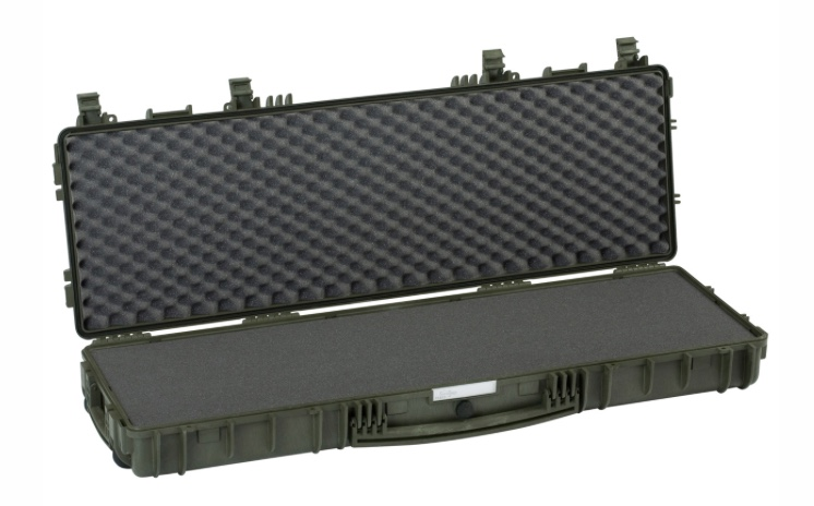 Valises Transport Armes Longues Explorer - BLAC Fullsi20