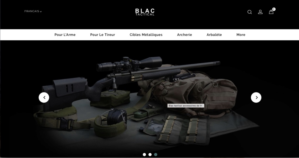 Boutique en Ligne BLAC-TACTICAL Fullsi24