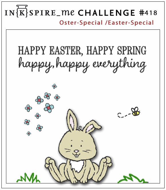 IN{K}SPIRE_me Challenge #418 - Oster-Special-Easter