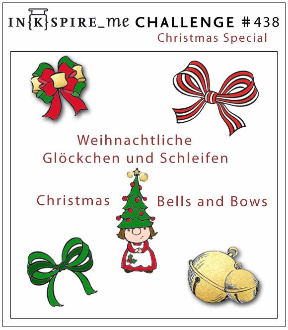 #438 - 17.12.2020 Weihnachts-Special - Annemarie: Weihnachtliche Glöckchen und Schleifen Imc_4313