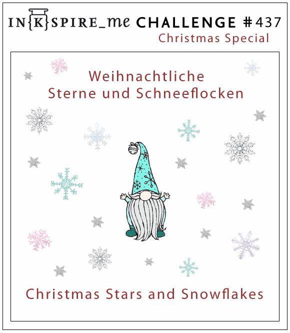 #437 - 10.12.2020 Weihnachts-Special - Marion: Weihnachtliche Sterne und Schneeflocken Imc_4314