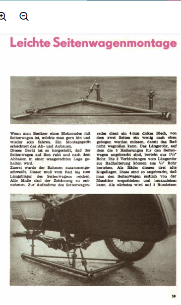 Carénage en polyester pour ES (magazine practic 2/74) Screen10