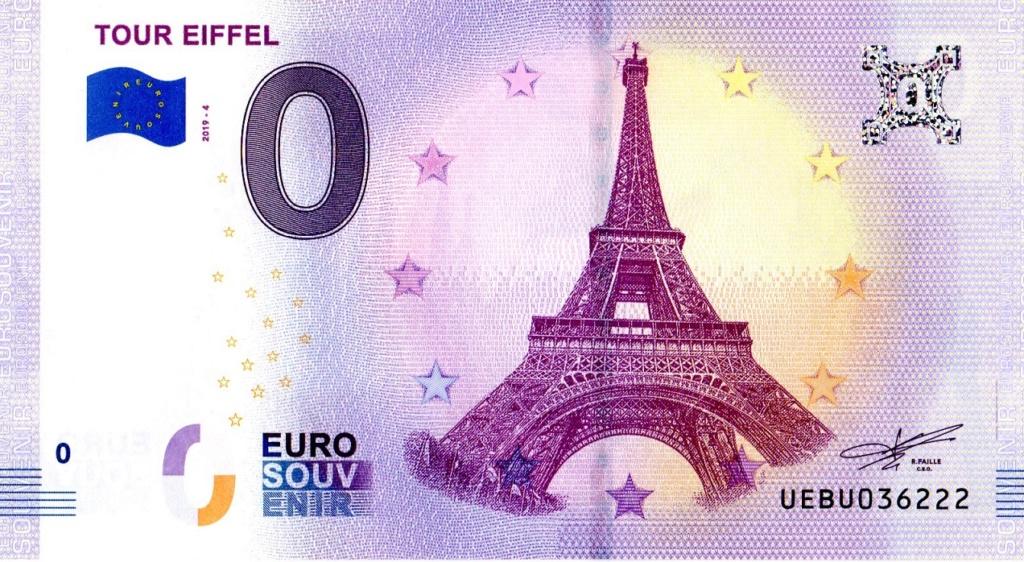 Collecte expédiée - 75 édition Tour Eiffel millésime 2019 Img00410