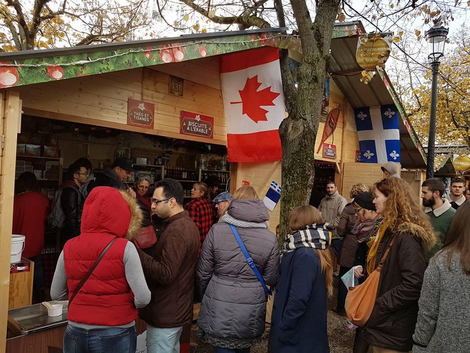 Messieurs Dames Européens dites moi....comment percevez vous les Québécois en quelques questions  ? - Page 2 Stand_10