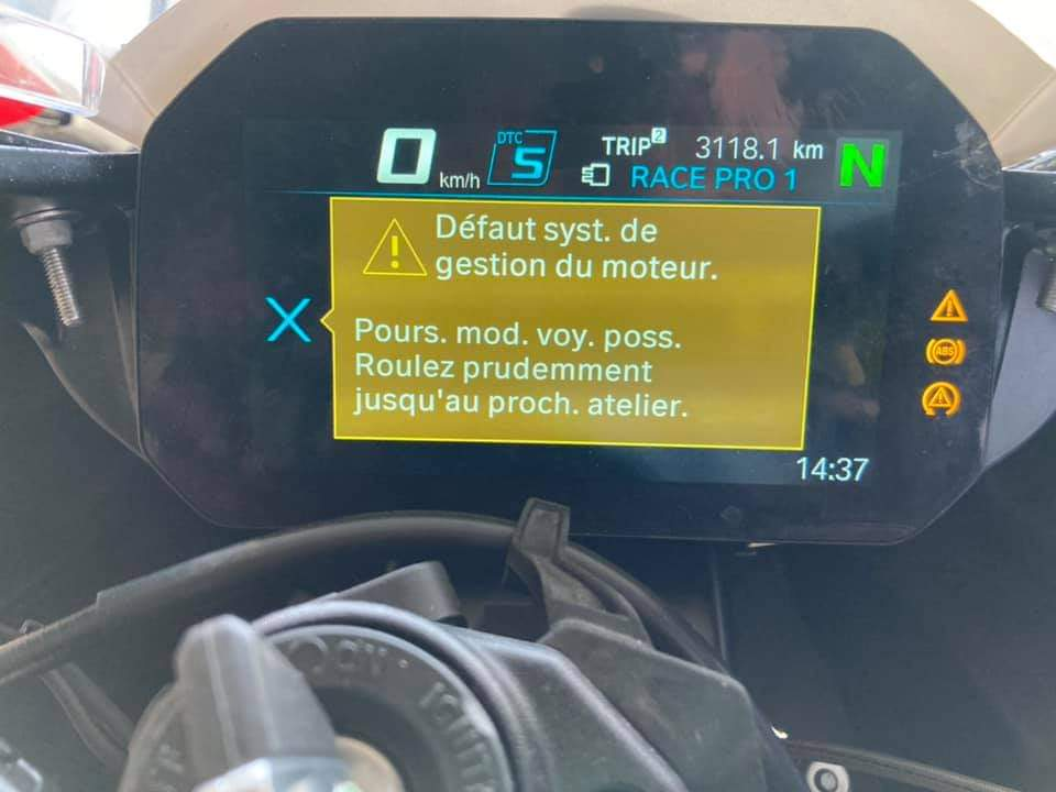 """Message d'erreur """"Défaut système de gestion du moteur"""" Fb_img10"""