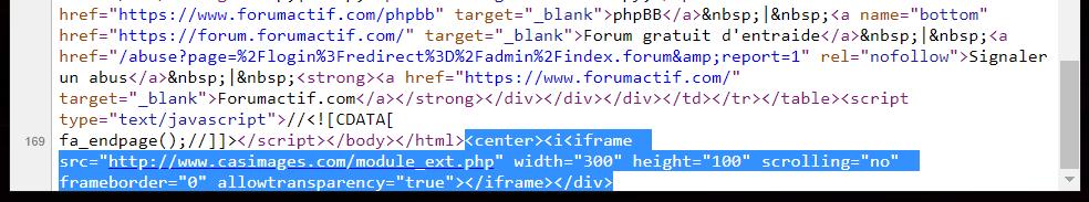 Problème d'envoi d'image avec Servimg Iframe10
