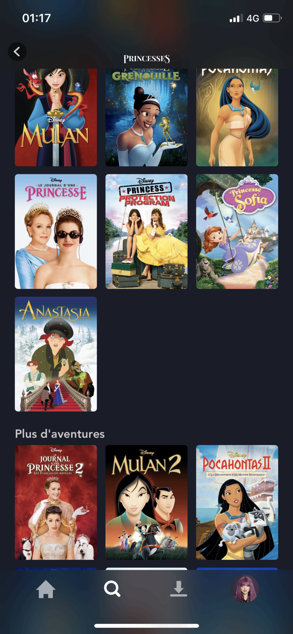 Le lancement de Disney+ en France - Page 14 B2abdd10