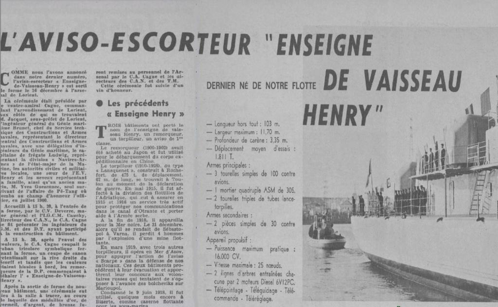 ENSEIGNE DE VAISSEAU HENRY (AE) - Page 6 Ev_hen15