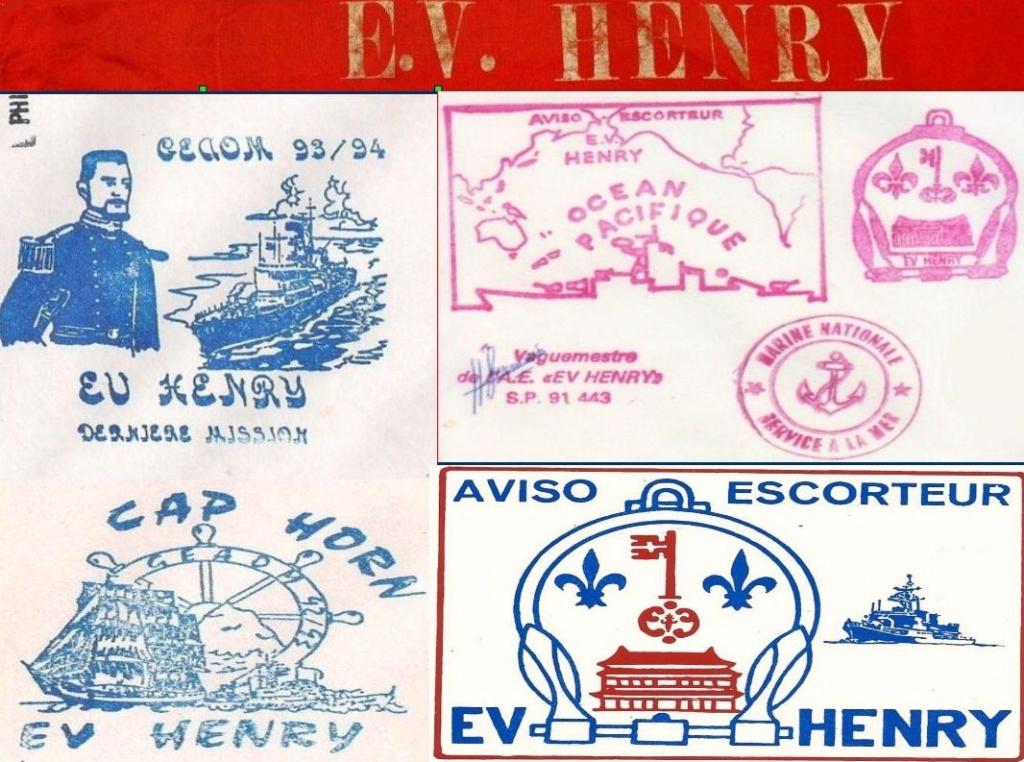 ENSEIGNE DE VAISSEAU HENRY (AE) - Page 9 Henry10