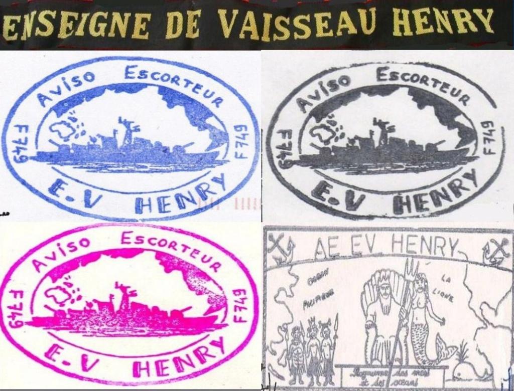 ENSEIGNE DE VAISSEAU HENRY (AE) - Page 9 Tampon10