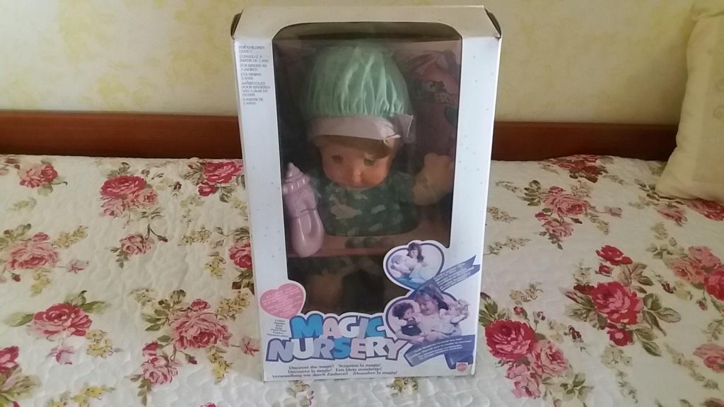 Bambola magic nursery Mattel fondo magazzino 20190710