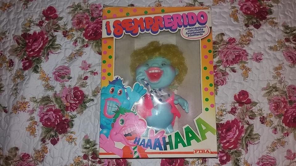 Bambola semprerido marca fiba ,fondo magazzino 66820810