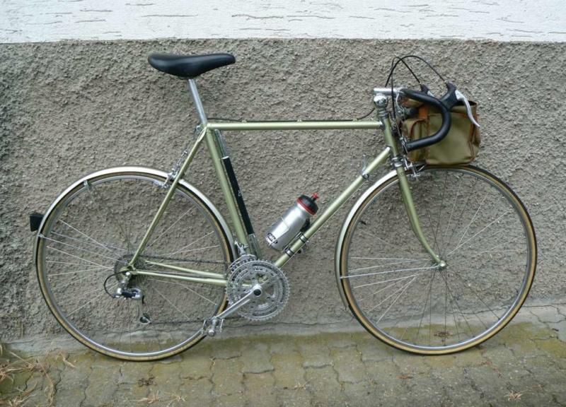 MOTOBECANE TR2 de 1979 Bleu P1050911