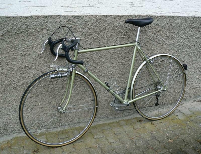 MOTOBECANE TR2 de 1979 Bleu P1050912
