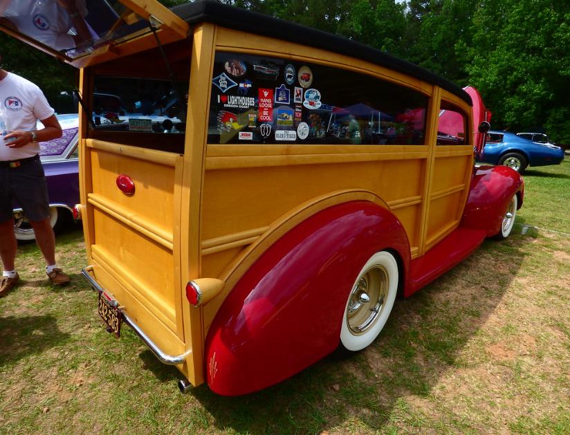 Made in USA Car Show, Lake Wheeler Park, May 25, 2019 01c10