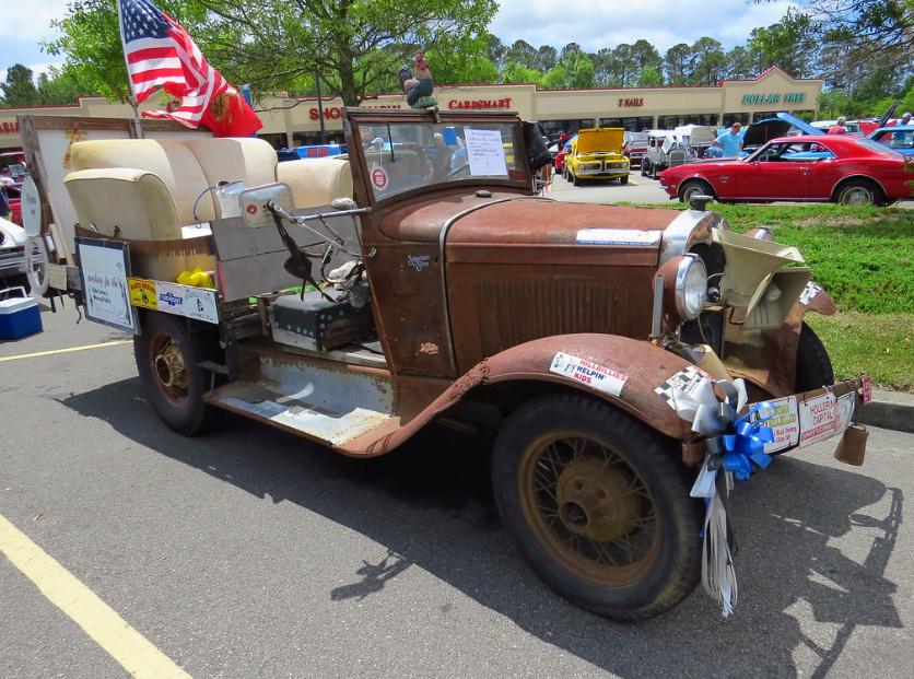 Car & Truck Show, Southport, May 4, 2019 0212