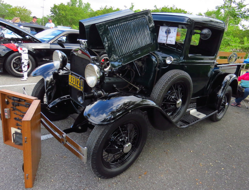 All Ford Show, Wilmington, May 4, 2019 0213