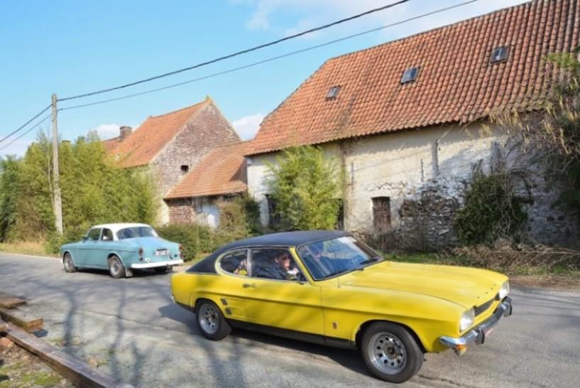 Car Spotting, Mont de l'Enclus, 07/03/2021 1011