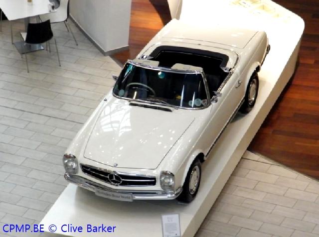 Mercedes Benz World, Brooklands 10_mbw10