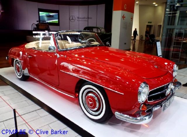 Mercedes Benz World, Brooklands 12_mbw10