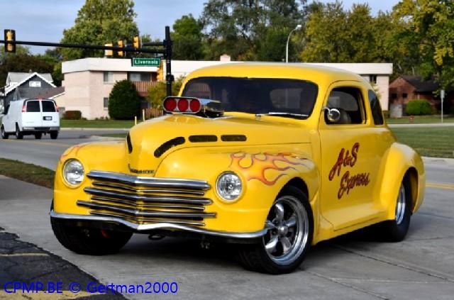 VFW Clawson Car Show, Clawson 10/10/20 13_cla10